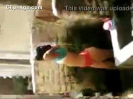 خادمات تأثيري رائع مارس الجنس مثل البرية.