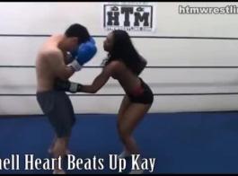 الملاكمة مقابل العهرة 2