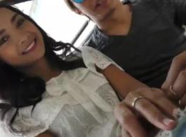 صغيرتي فاتنة الآسيوية مع العقل القذر، سايا تسوش يعطي فصول الجنس المجانية لأصدقائه الاب