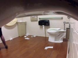 تصويره مخفي سكس توالتات