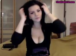 فتاة كبيرة الصدر الساخنة مع جسم رائع يبحث مارس الجنس من قبل الديك الأسود