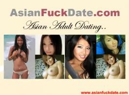 الآسيوية في سن المراهقة زوجة اشتعلت سخيف.